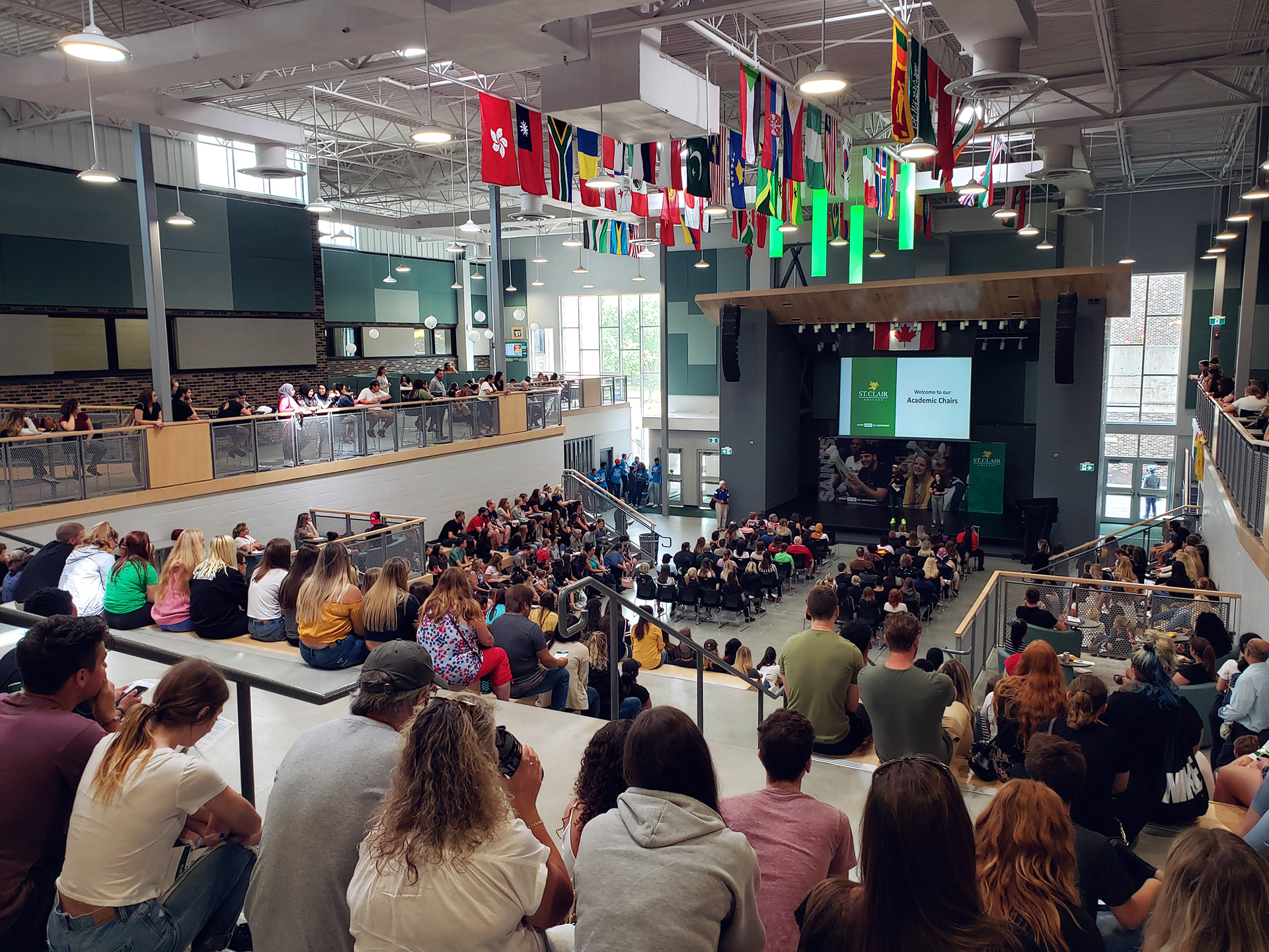 St Clair College Enrolment Stays Strong St Clair College