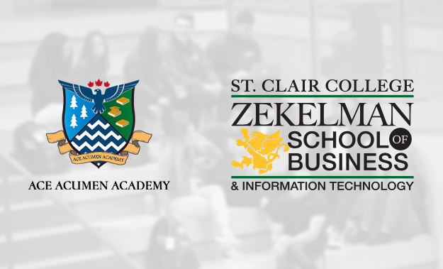 Zekelman School of Business and Information Technology & Ace Acumen Academy