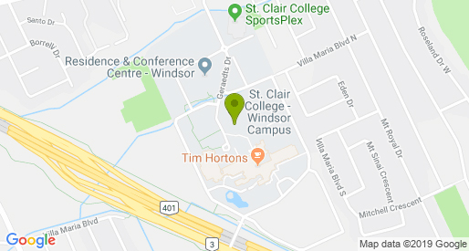 st clair college campus map Open House St Clair College st clair college campus map