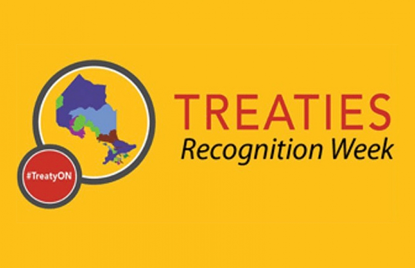 Treaties Recognition Week - November 5-9 | St. Clair College