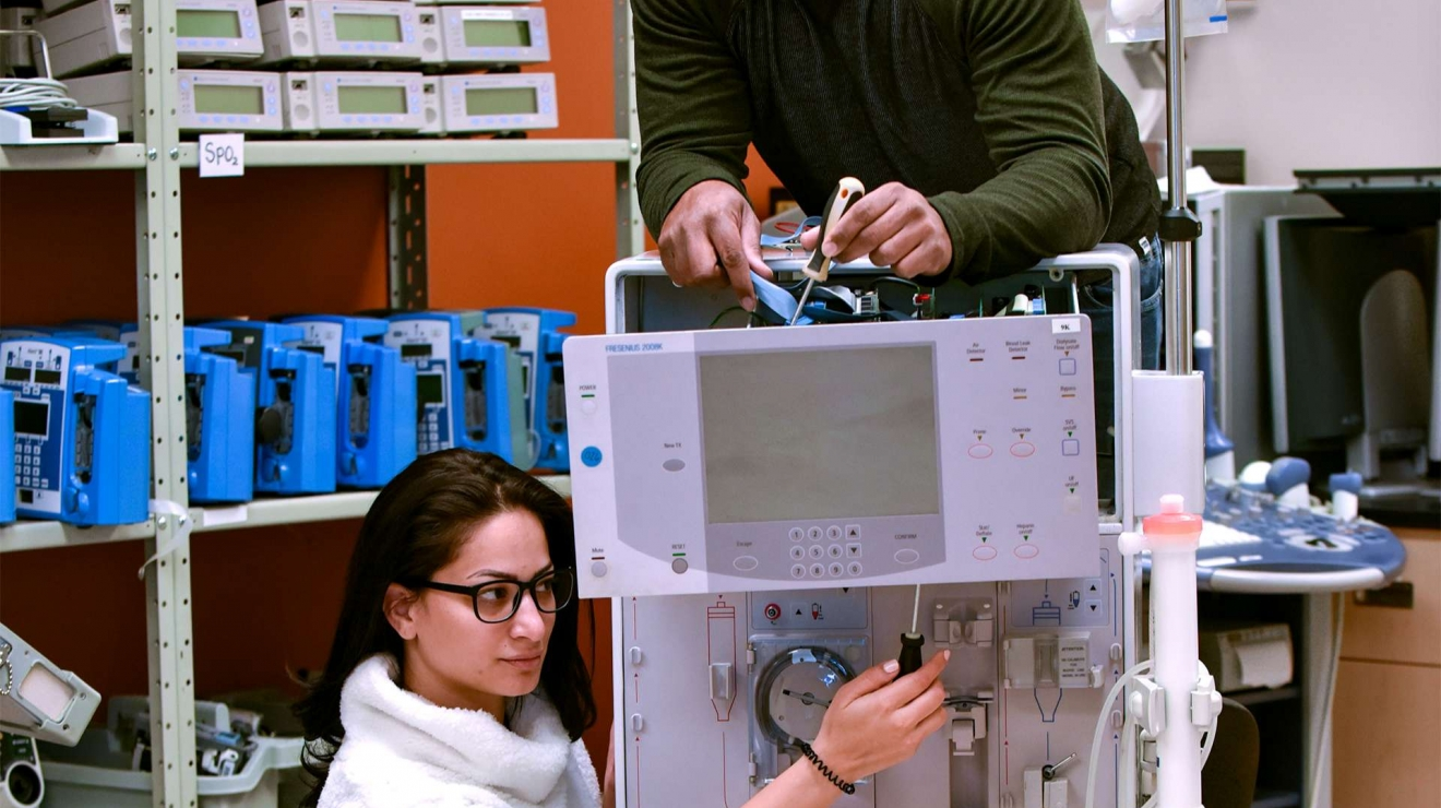 Biomedical Engineering Technology Equipment And Devices St Clair College